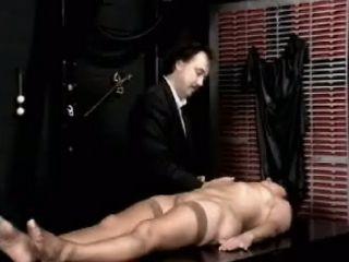 Echt extreme bondage zoals deze dan ook hoort te zijn